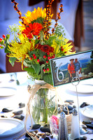 Personalized center pieces